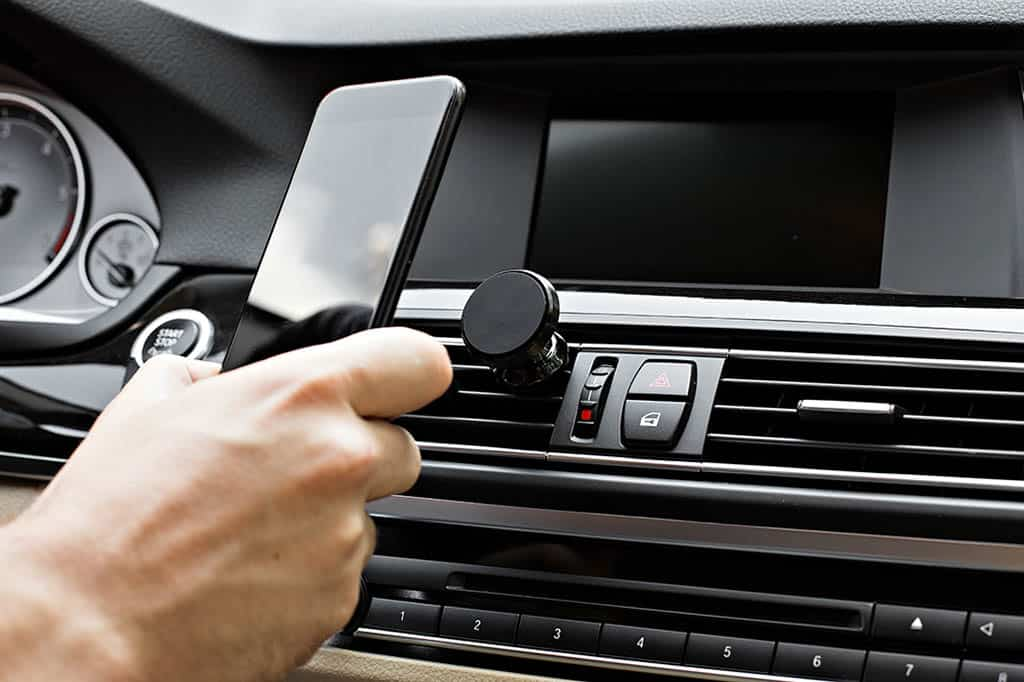 Car Dashboard Cell Phone Holder