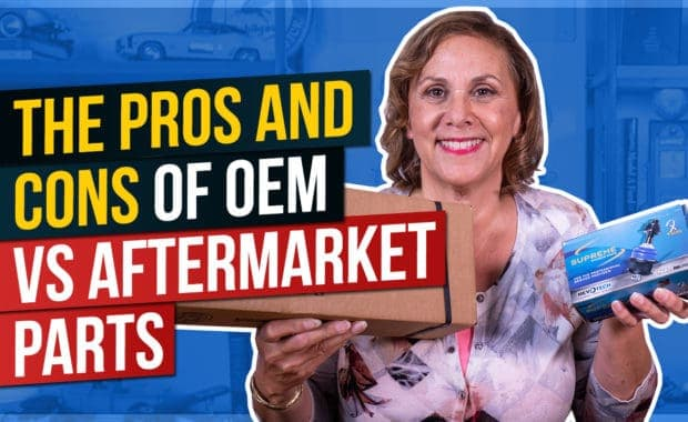 The Pros and Cons of OEM vs. Aftermarket Auto Parts