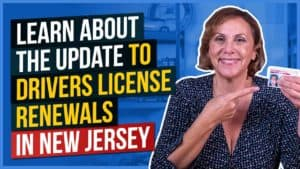 Learn About the Update to Drivers License Renewals in New Jersey