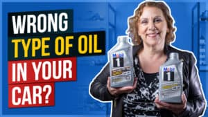 Did You Put The Wrong Type of Oil in Your Vehicle?