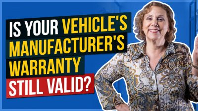 Is Your Vehicle's Manufacturer's Warranty Still Valid