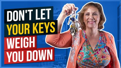 Keys Weighing Down Ignition Switch