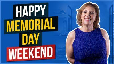 Memorial Day Weekend 2021