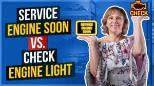 The Difference Between Check Engine Light vs. Service Engine Soon Light
