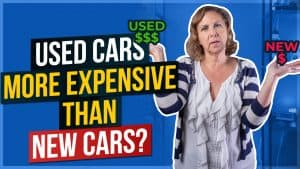 How Used Cars Became More Expensive than New Cars