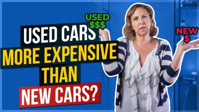 Used Cars More Expensive Than New Cars
