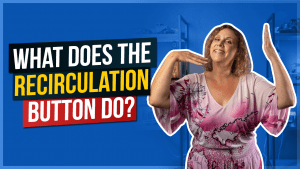 What Does the Recirculation Button Do