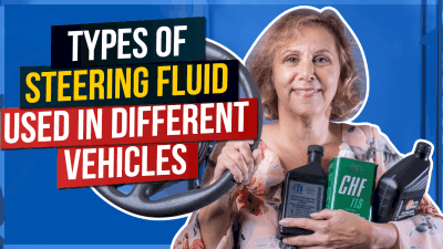 Types of Steering Fluid Used in Different Vehicles