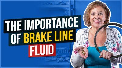 The Importance of Brake Line Fluid